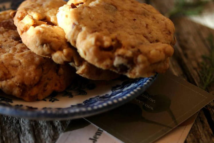Cookies aux crêpes dentelles