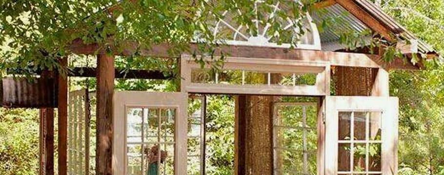 Abri de jardin : modèles et conseils pour construire un abri de jardin