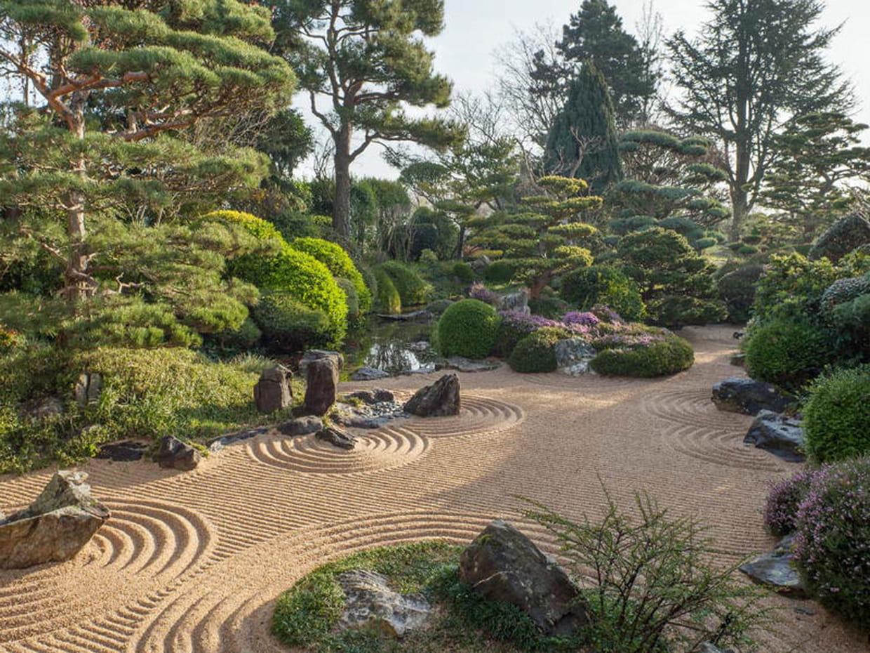Le jardin de m ditation - Deco jardin chinois ...