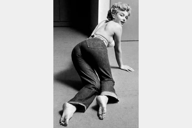 Les années 50 :  Marilyn Monore