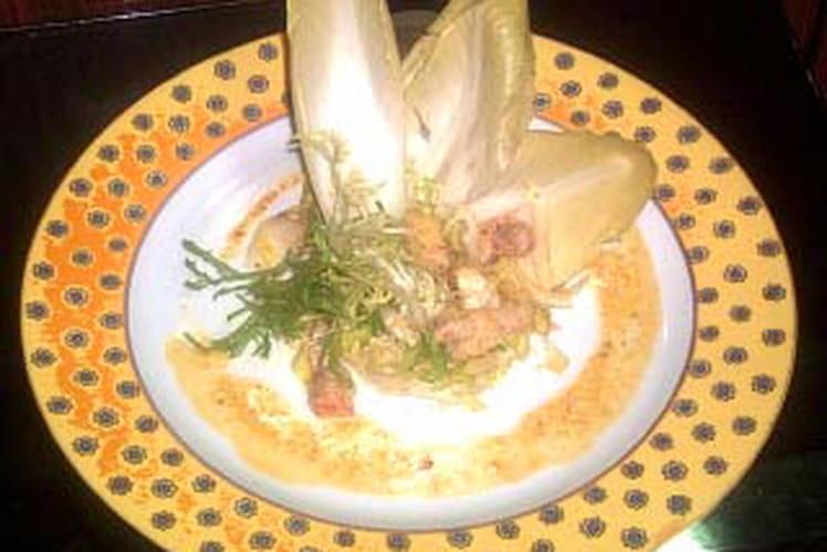 Salade de dinde