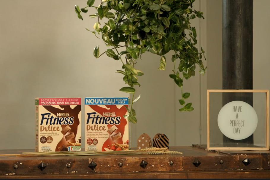Elles ont lâché prise avec Nestle FITNESS Delice