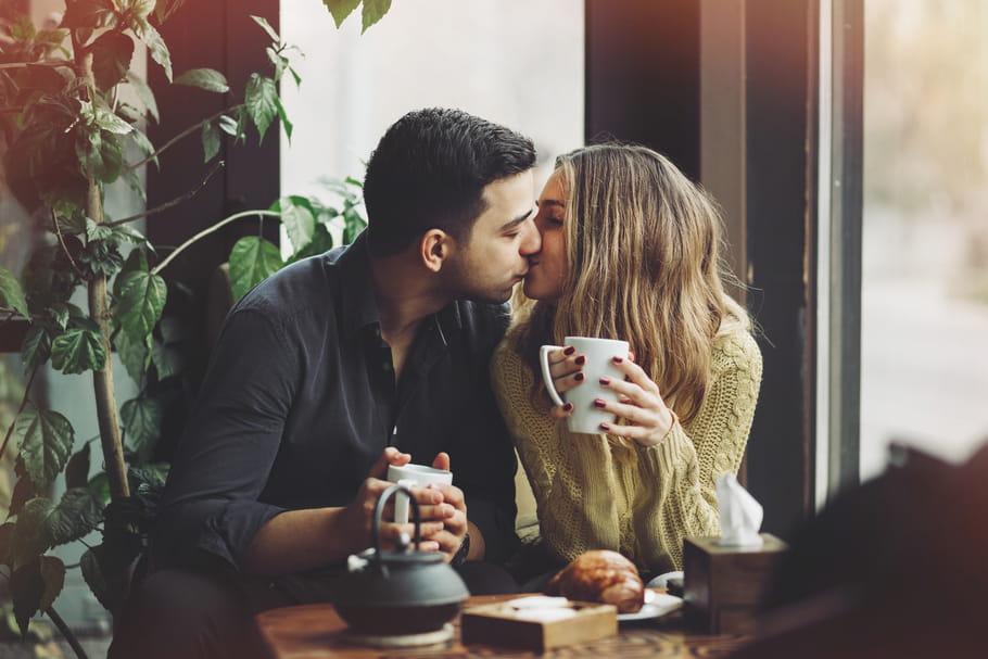 L'écart d'âge idéal dans un couple est de…