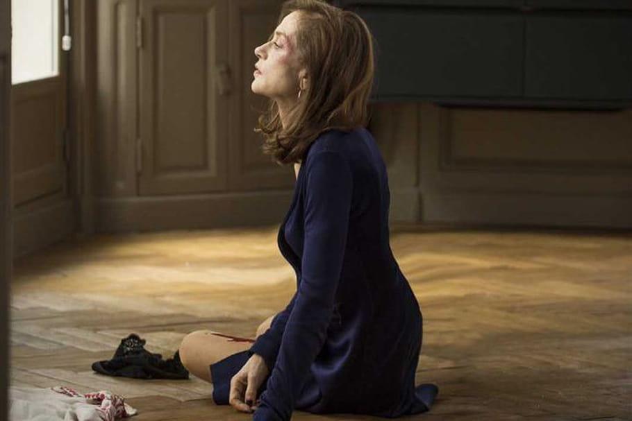 ELLE : Isabelle Huppert exceptionnelle
