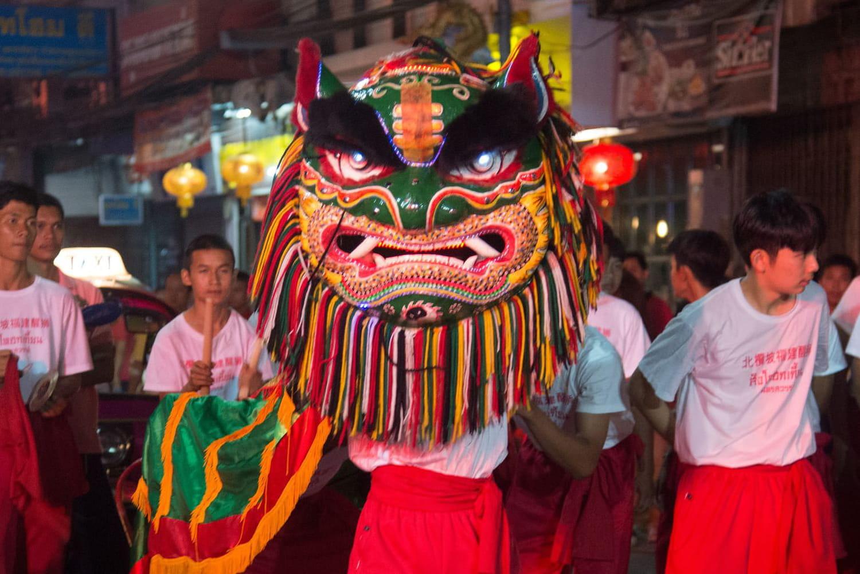 Nouvel An chinois2022: l'année du Tigre d'eau!