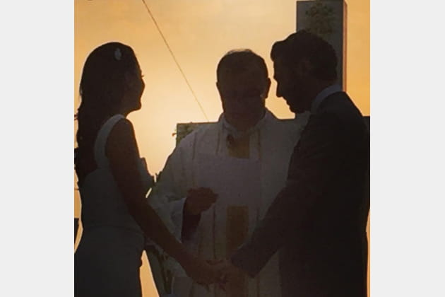 """""""Je vous déclare mari et femme"""""""