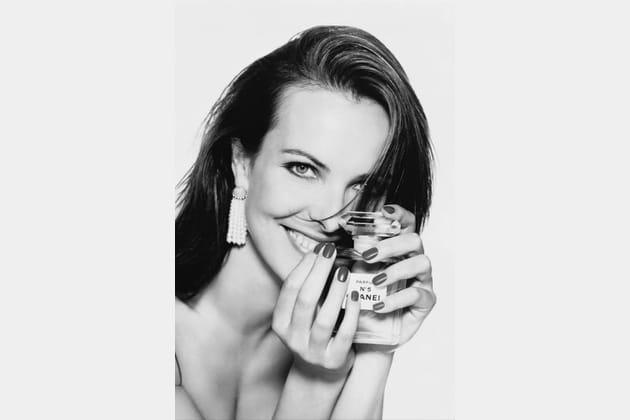 La campagne Chanel N°5de 1996
