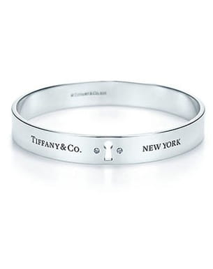 bracelet 'locks' de tiffany & co.