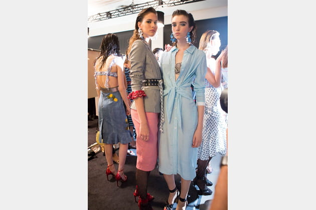 Altuzarra (Backstage) - photo 21