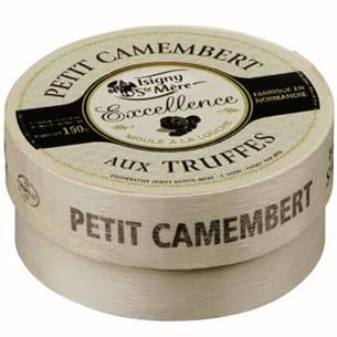 camembert aux truffes d'isigny ste-mère