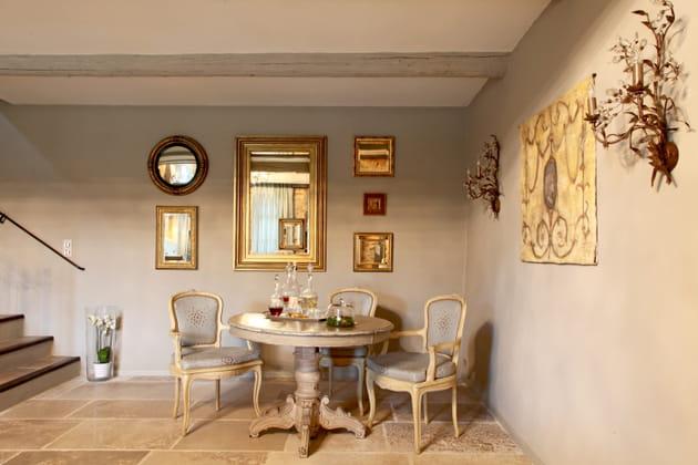 Un coin salle à manger ravissant