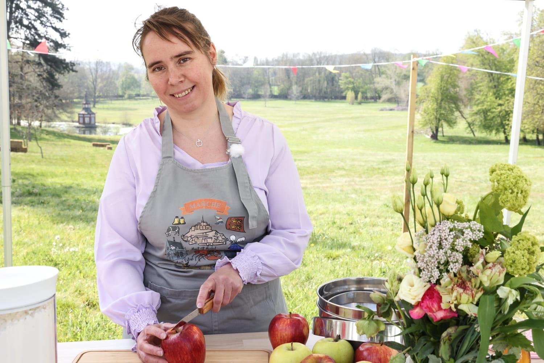 Aurélie, la bonne nature du Meilleur Pâtissier