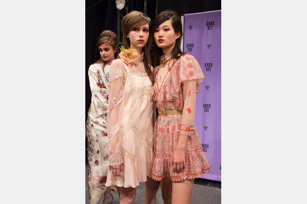 Anna Sui (Backstage) - photo 54