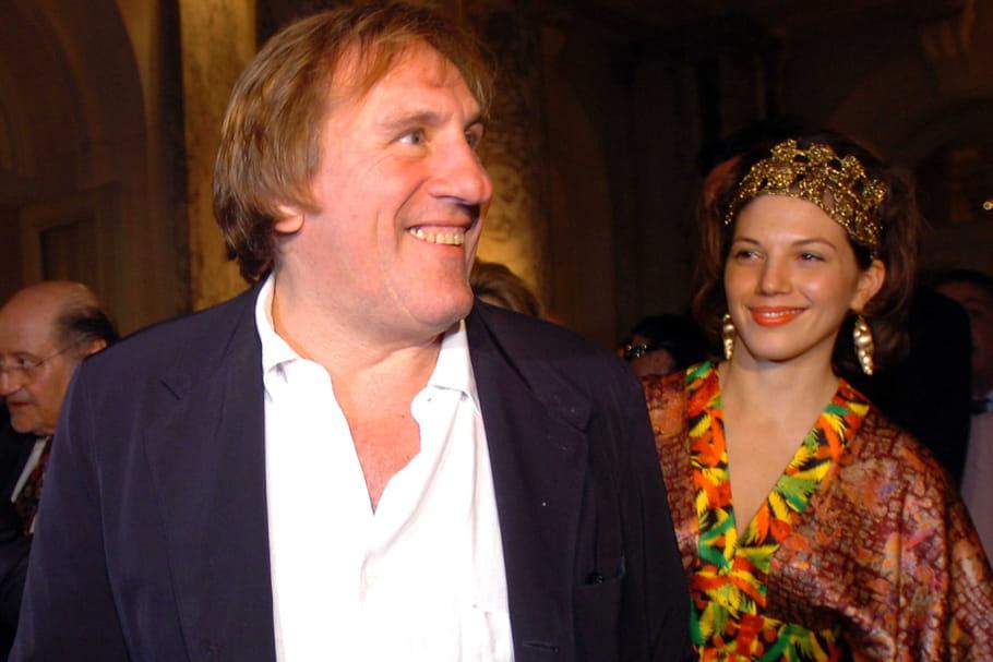 Gérard Depardieu: qui est Clémentine Igou, sa compagne depuis 15ans?