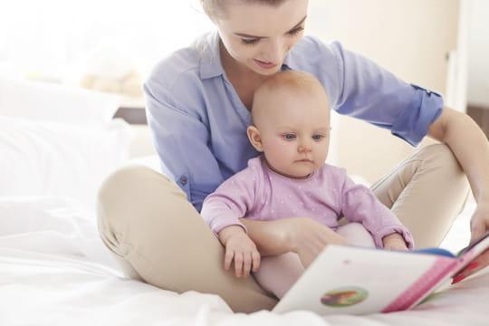 Les meilleurs livres d'éveil pour bébé