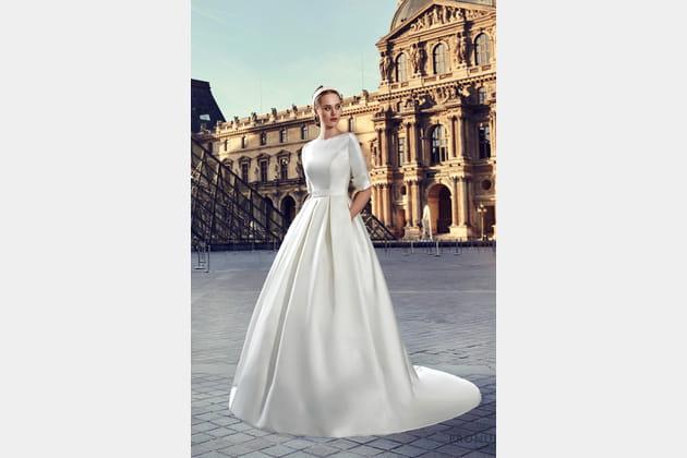 Robe de mariée Vaugirard, Pronuptia