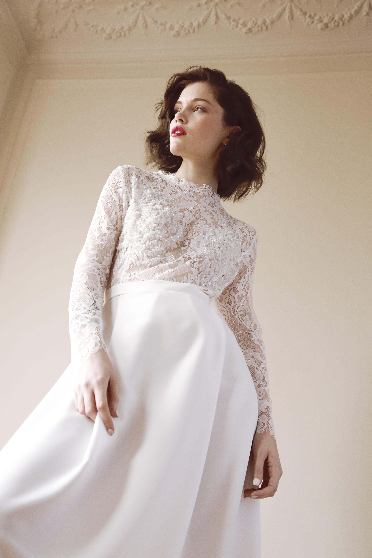 Robe de mariée Ambre © Laura Laval 2019 98431104612