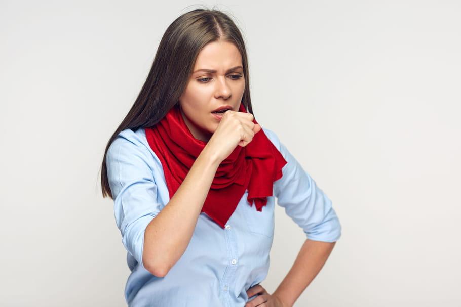 Gêne dans la gorge : quelles sont les causes et quand ...