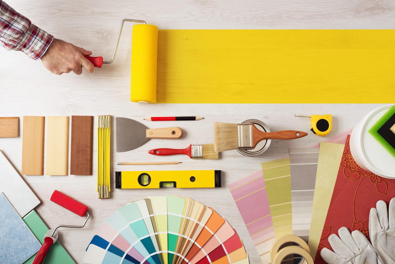 Peinture: laquelle choisir pour sa décoration et comment peindre?
