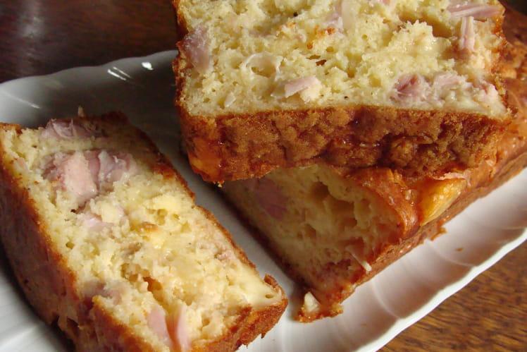 Recette Cake Maroilles