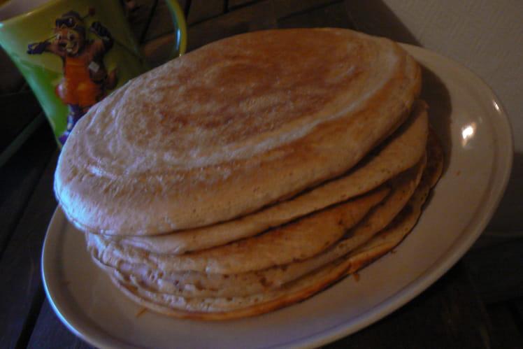 Pancakes à la bière