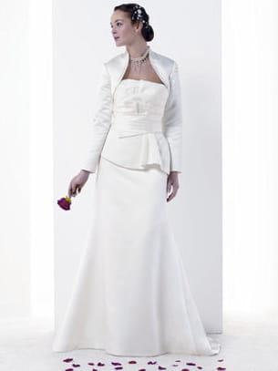 robe de mariée mademoiselle de baltimore de pronuptia