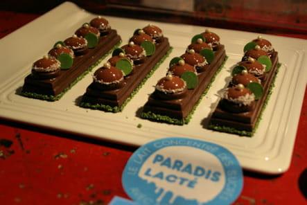 Les barres de chocolat selon Yann Brys