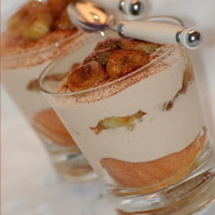 verrine bananarron