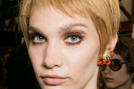 Ulyana Sergeenko (Backstage) - photo 14