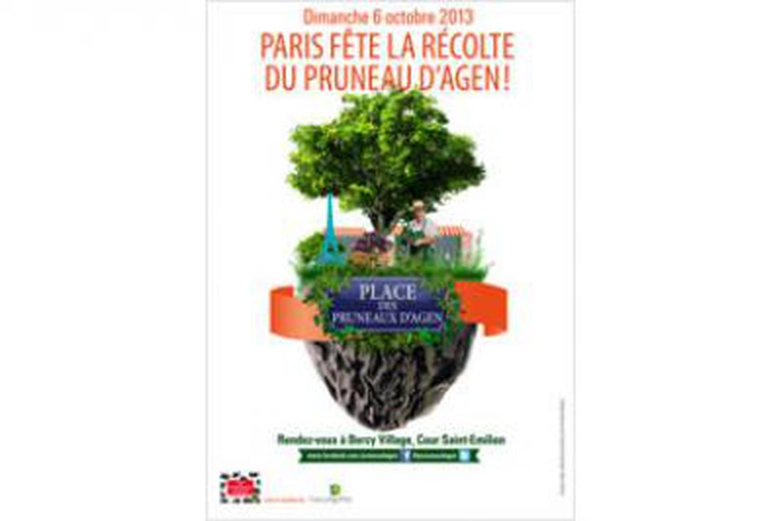 Paris fête le pruneau d'Agen