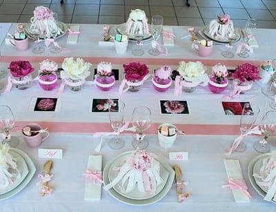 table 'dame pivoine'