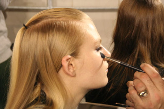 Maquillage: le teint