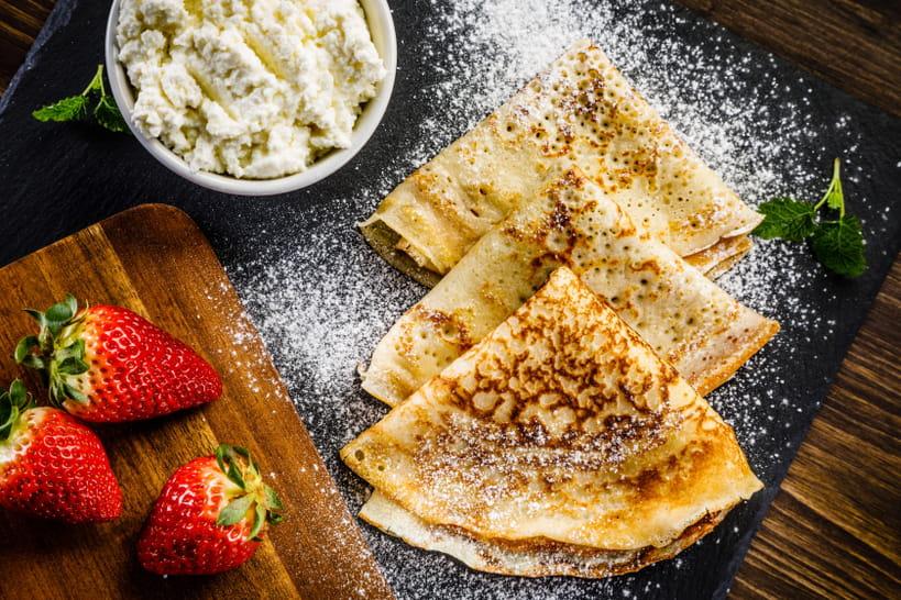 12astuces pour réussir sa pâte à crêpes