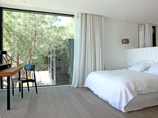 Une chambre à l'esprit nature