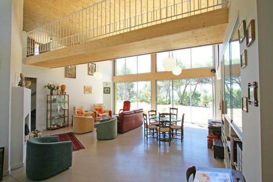 Grande hauteur sous plafond - Hauteur sous plafond standard ...