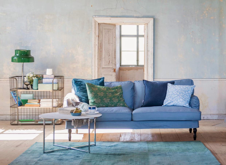 housse de canap stocksund d 39 ikea. Black Bedroom Furniture Sets. Home Design Ideas