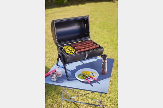 Barbecue tonneau de GiFi