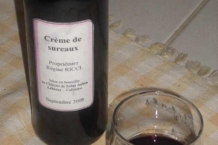 Crème de sureaux
