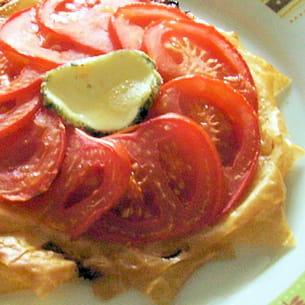 croustillants à la tomate