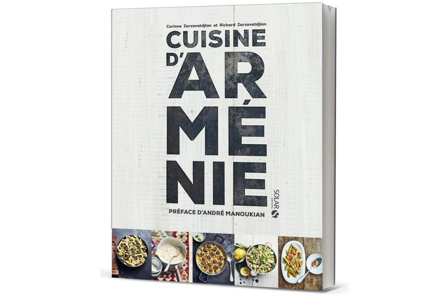 """""""Cuisine d'Arménie"""": la gourmandise en héritage"""