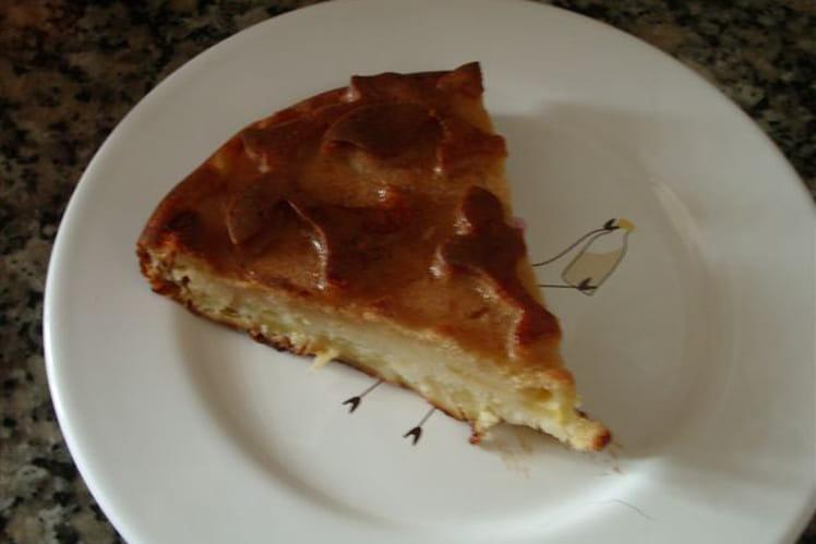 Gâteau mamette aux pommes