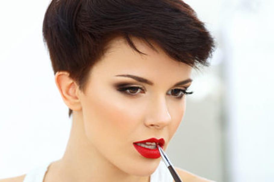 Quel rouge à lèvres pour les brunes ?