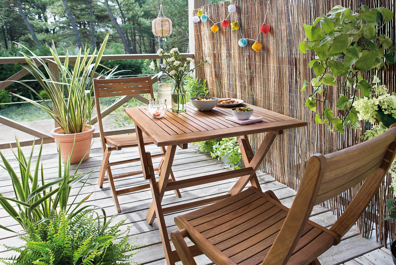 Salon de jardin tania chez jardiland - Table de jardin jardiland ...