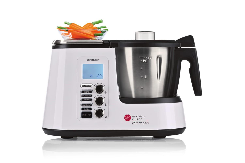 Lidl vend son robot Monsieur Cuisine Edition Plus à seulement 199€