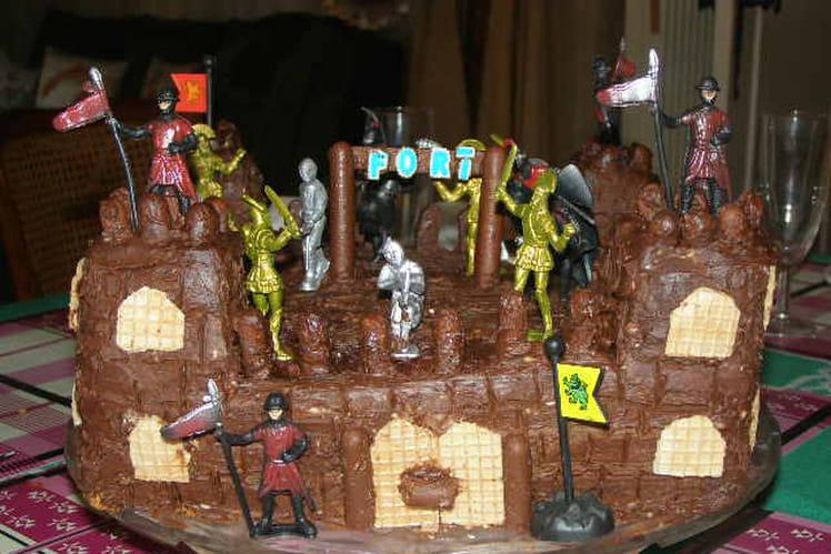Gâteau au chocolat Ivanohe