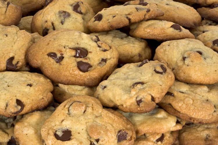 Cookies à la cannelle et poudre d'amandes