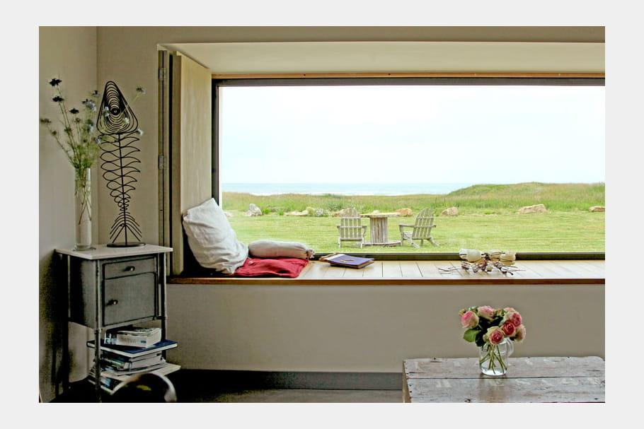 maison de vacances en bord de mer journal des femmes. Black Bedroom Furniture Sets. Home Design Ideas