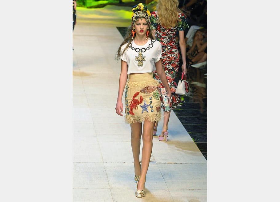 Dolce & Gabbana - passage 85