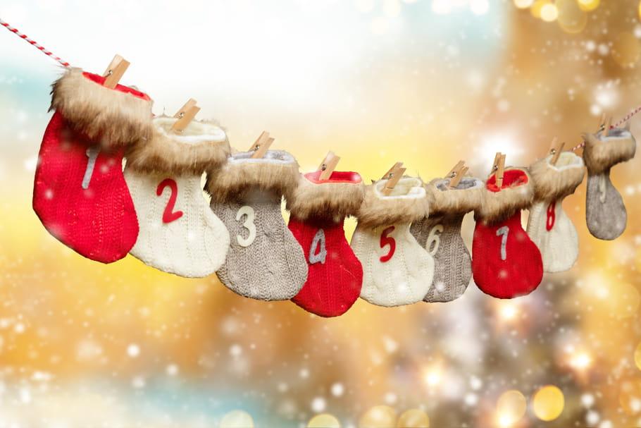 Meilleurs calendriers de l'Avent pour Noël