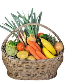 faire le plein de fruits et légumes réduirait moins que prévu le risque de